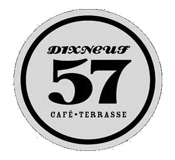 Café Terrasse 1957